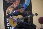 Final guitarra flamenca Entre Cuerdas y Metales