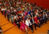 Entrega de los galardones de la I edición de los Premios AMEP 'Mujeres que suman'
