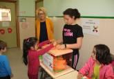 Votaciones Presupuestos Participativos Colegio San Fulgencio Pozo Estrecho
