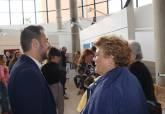 Exposición Sensaciones ASIDO Cartagena en el Luzzy