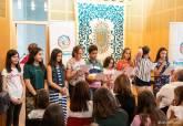 Presentación alumnos colegios Presupuestos Participativos
