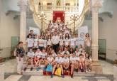 Visita colegios Presupuestos Participativos