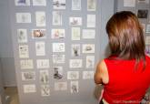 Exposición clausura talleres Universidad Popular en el Luzzy