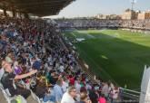 Play Off de ascenso a Segunda en el Cartagonova ante la Ponferradina