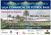 Clausura Liga Comarcal Fútbol Base