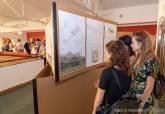 Inauguración exposición sobre el yacimiento arqueológico de Villa Paturro