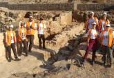 I Curso de Arqueología de Campo Cartagena Puerto de Culturas