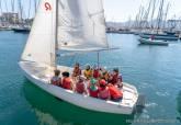 Visita concejala Educación Talleres del Mar Escuelas de Verano