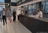 Inauguración del Hotel Perla de Levante en Los Urrutias