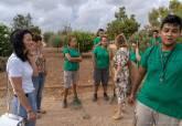 Programa Mixto de Empleo y Formación de Jardinería y Albañilería de la ADLE