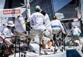 El barco cartagenero El Carmen Elite Sails gana la Copa del Rey de Vela