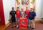 Presentación del III Trofeo Isaac Peral de Fútbol Sala