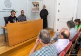 Presentación de las actividades por la Festividad de San Ginés
