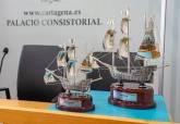 Presentación XXIII Trofeo Carabela de Plata Juvenil de fútbol
