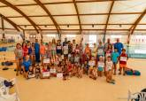 Clausura de las piscinas de verano en Pozo Estrecho y la Casa de la Juventud