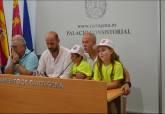 Presentación II Concurso de Pesca alevín e infantil
