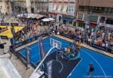 Circuito Plaza 3x3 Caixabank Plaza del Ayuntamiento