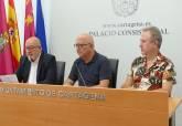 Presentación XX Semana de Novela Histórica de Cartagena