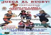 Escuela Club Rugby Universitario de Cartagena