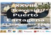 XXVIII Travesía a nado Puerto de Cartagena