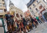 Lectura del Pregonillo de Fiestas Carthagineses y Romanos