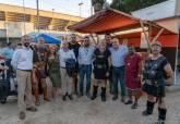 Inauguración Mercado Epoca Carthagineses Y Romanos