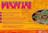 Cartel 'Cartagena, mes de feria' octubre