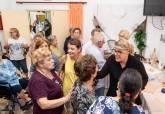 Inauguración Semana Cultural Club de Mayores Barriada Virgen de la Caridad