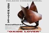 Exposición 'Oxide Lover' de Fernando Sáenz de Elorrieta
