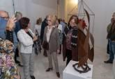Inauguración de la exposición 'Oxide Lover' de Fernando Sáenz de Elorrieta