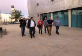 Reunión con la Federación de Peñas del FC Cartagena