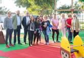 Parque infantil en El Algar