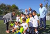 Arranque de la XXVI edición de la Liga Comarcal de Fútbol Base