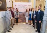 Reunión constitutiva de la Comisión mixta para promover a Cartagena  como Patrimonio de la Humanidad
