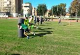 PROGRAMA MACROADE 'Aquí Jugamos Todos' con jugadores del Club Rugby Universitario Cartagena