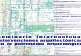 Seminario internacional sobre intervenciones arquitectónicas en el patrimonio arqueológico
