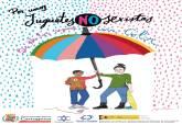 Campaña Igualdad 'Por un juguete no sexista'