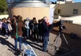 Visita colegios San Isidoro y Santa Florentina Centro Astronómico Cartagena