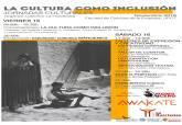 Jornadas culturales 'La cultura como inclusión'