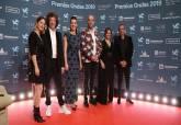 Gala de entrega de los Premios Ondas a La Mar de Músicas