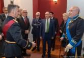 Entrega Gran Cruz de Honor de la Orden de Santa María de España al Ayuntamiento de Cartagena
