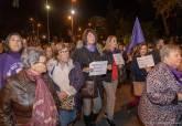 Manifestación Día Internacional para la Eliminación de la Violencia contra las Mujeres