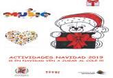 Actividades Navidad Concejalía Educación