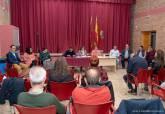 Constitución de la Junta Vecinal de El Albujón, Las Lomas y Miranda