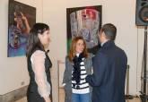 Inauguración de la exposición 'Self-distorsion'