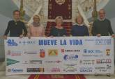 Presentación de la carrera solidaria contra el cáncer Mueve La Vida