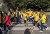 Marcha solidaria 'Cartagena por la inclusión' Dia Personas con Discapacidad