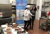 Clausura curso de sushi del programa ADLE Activa