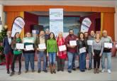 Entrega de diplomas del Programa Barrios-ADLE en Los Urrutias