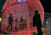 Inauguración del alumbrado navideño y el belén